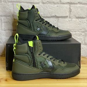Converse Fast-break Hi Top Sneakers Utility Sz7.5